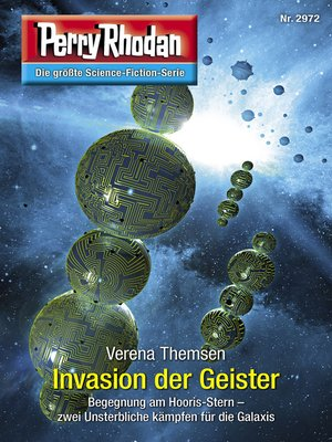 cover image of Perry Rhodan 2972