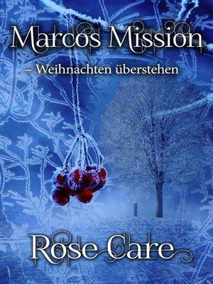 cover image of Marcos Mission--Weihnachten überstehen