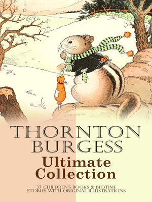 cover image of THORNTON BURGESS Ultimate Collection