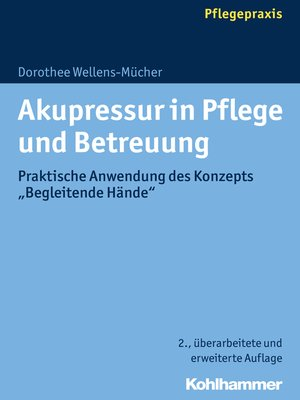 cover image of Akupressur in Pflege und Betreuung