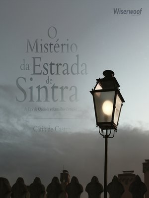 cover image of O Mistério da Estrada de Sintra