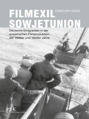 cover image of Filmexil Sowjetunion