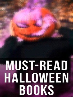 cover image of Must-Read Halloween Books