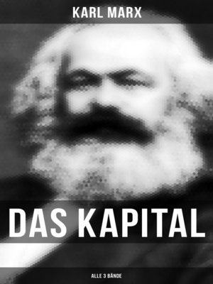 cover image of Das Kapital (Alle 3 Bände)