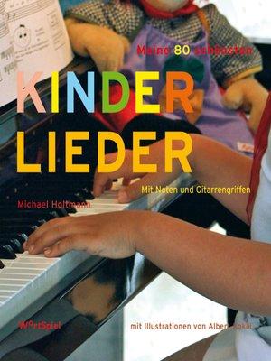cover image of Meine 80 schönsten Kinderlieder