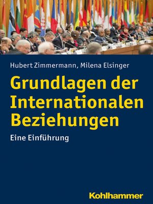 cover image of Grundlagen der Internationalen Beziehungen