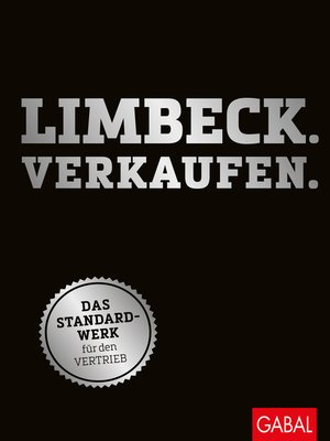 cover image of Limbeck. Verkaufen.