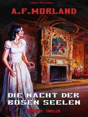 cover image of Die Nacht der bösen Seelen