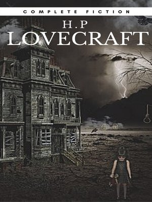 cover image of H.P Lovecraft
