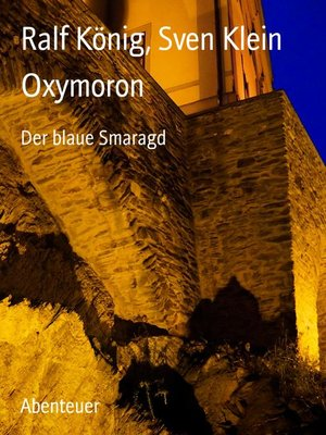 cover image of Oxymoron