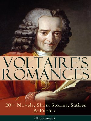 cover image of VOLTAIRE'S ROMANCES
