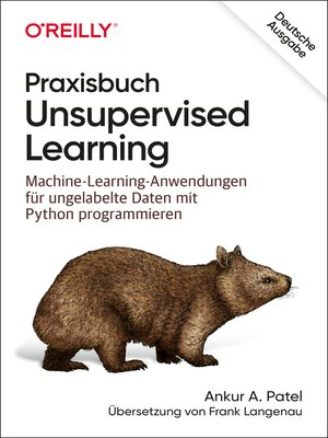 cover image of Praxisbuch Unsupervised Learning