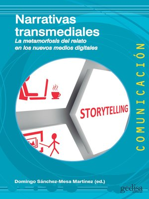 cover image of Narrativas transmediales