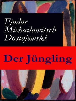 cover image of Der Jüngling
