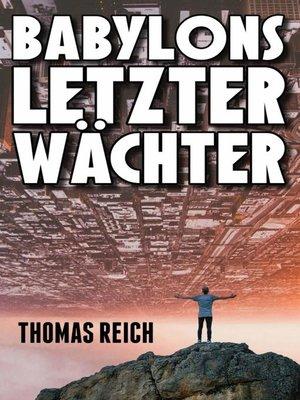 cover image of Babylons letzter Wächter