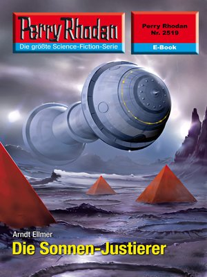 cover image of Perry Rhodan 2519