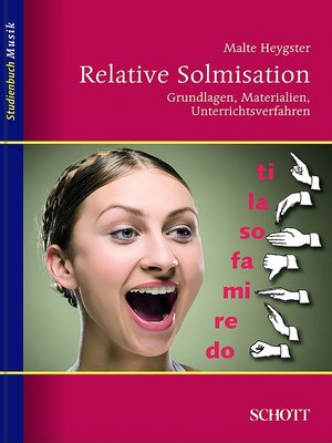 cover image of Relative Solmisation