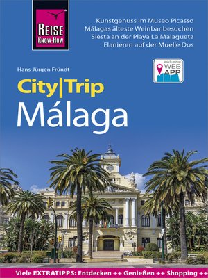 cover image of Reise Know-How CityTrip Málaga