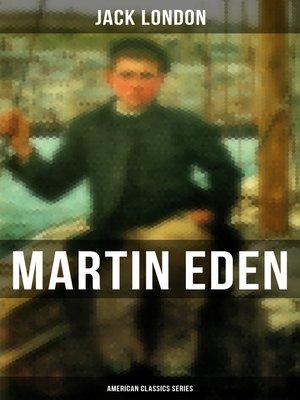 cover image of Martin Eden (American Classics Series)