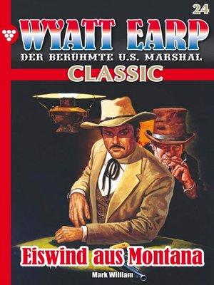 cover image of Wyatt Earp Classic 24 – Western