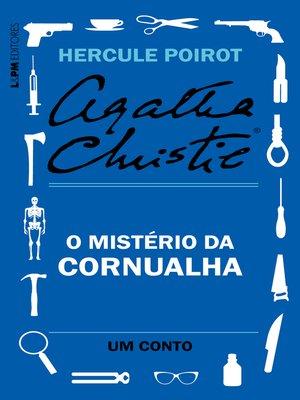 cover image of O mistério da Cornualha