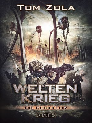 cover image of Weltenkrieg 1