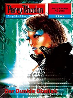 cover image of Perry Rhodan 2318