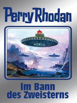 cover image of Perry Rhodan 136