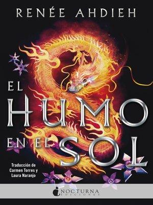 cover image of El humo en el sol