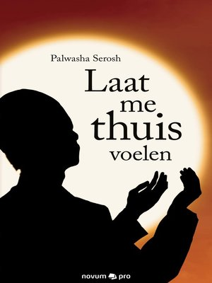 cover image of Laat me thuis voelen