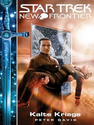 cover image of Star Trek--New Frontier 10