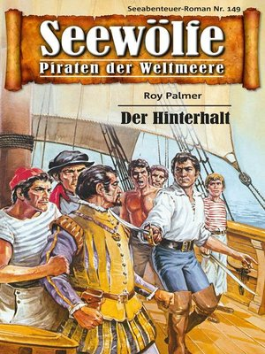 cover image of Seewölfe--Piraten der Weltmeere 149