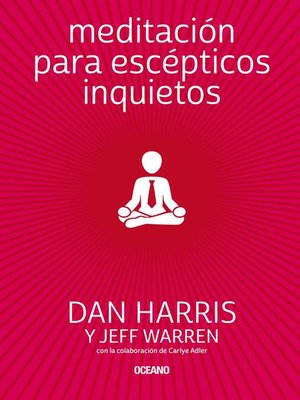 cover image of Meditación para escépticos inquietos