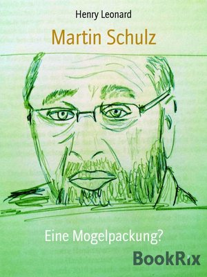 cover image of Martin Schulz