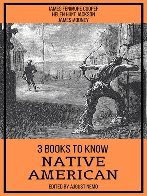 cover image of 3 books to know Native American