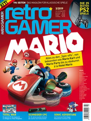 cover image of Retro Gamer 3/2019