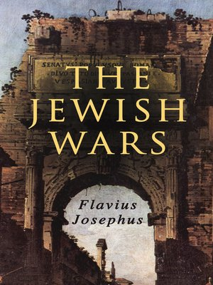 cover image of The Jewish Wars