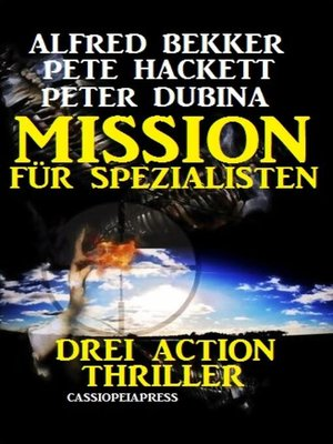 cover image of Mission für Spezialisten