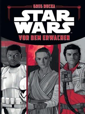 cover image of Vor dem Erwachen: Die offizielle Vorgeschichte zu Star Wars: Das Erwachen der Macht