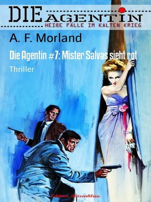 cover image of Die Agentin #7
