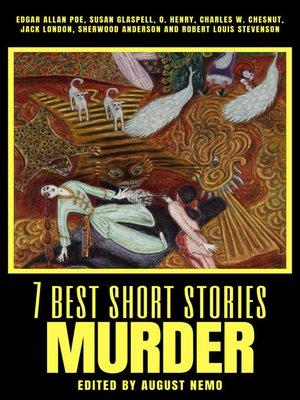 cover image of 7 best short stories--Murder