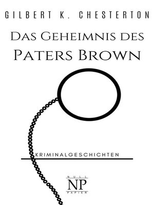 cover image of Das Geheimnis des Paters Brown