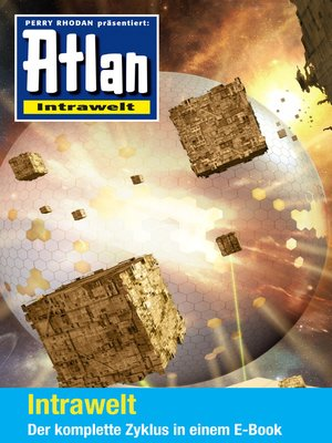 cover image of Atlan--Intrawelt-Zyklus (Sammelband)