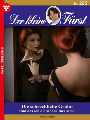 cover image of Der kleine Fürst 223 – Adelsroman