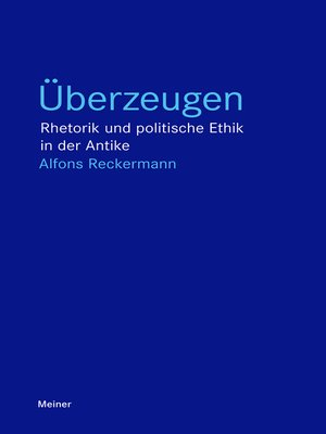 cover image of Überzeugen