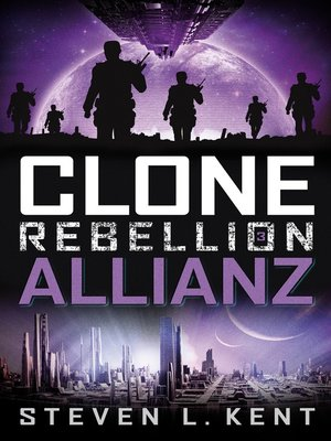 cover image of Clone Rebellion 3