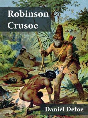 cover image of Las Aventuras de Robinson Crusoe