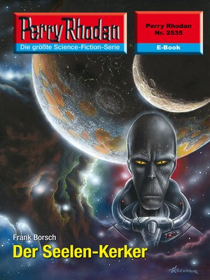 cover image of Perry Rhodan 2535