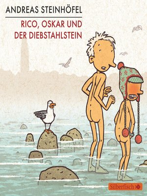 cover image of Rico, Oskar und der Diebstahlstein