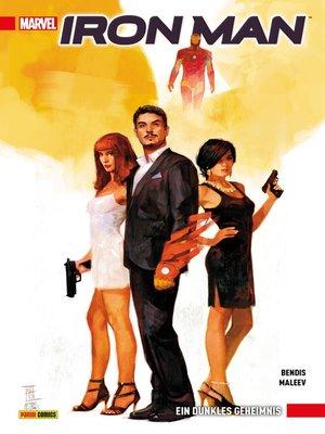 cover image of Iron Man PB 3